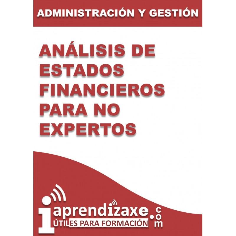 Análisis de estados financieros para no expertos