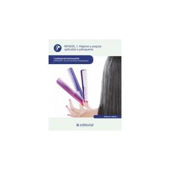 Higiene y asepsia aplicadas a peluquería MF0058_1