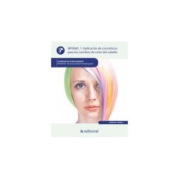 Aplicación de cosméticos para los cambios de color del cabello MF0060_1