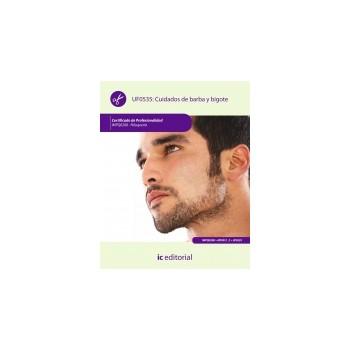 Cuidado de barba y bigote UF0535