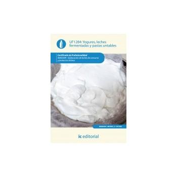 Yogures, leches fermentadas y pastas untables UF1284
