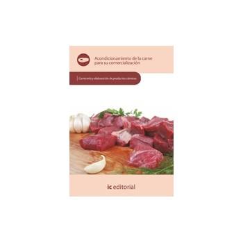 Acondicionamiento de la carne para su comercialización - UF0352