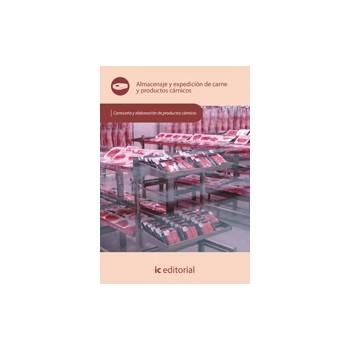 Almacenaje y expedición de carne y productos cárnicos - MF0295_2