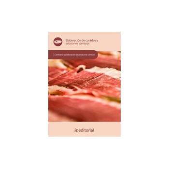 Elaboración de curados y salazones cárnicos - UF0354