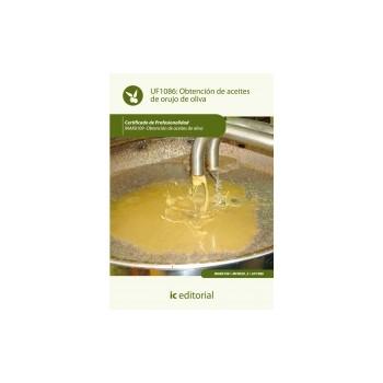 Obtención de aceites de orujo de oliva UF1086