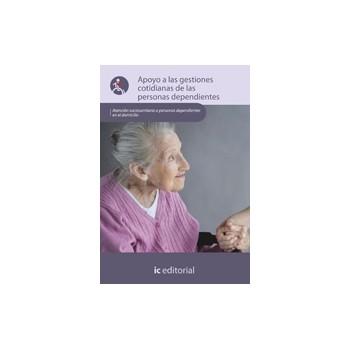 Apoyo a las gestiones cotidianas de las personas dependientes - UF0123