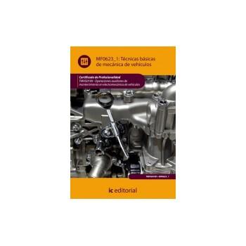 Técnicas básicas de mecánica de vehículos MF0623_1