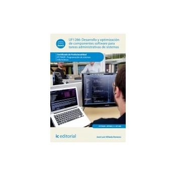 Desarrollo y optimización de componentes software para tareas administrativas de sistemas UF1286