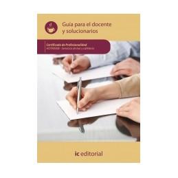 Guía para el docente y solucionarios. HOTR0508