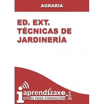 Ed. Ext. Técnicas de Jardinería