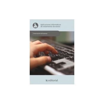 Aplicaciones informáticas de tratamiento de textos - UF0320