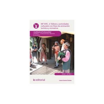 Talleres y actividades culturales con fines de animación turística y recreativa MF1095_3