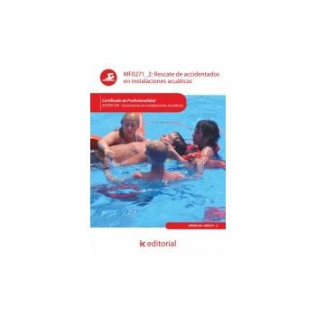 Rescate de accidentados en instalaciones acuáticas MF0271_2