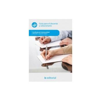 Guía para el docente y solucionarios ARGI0209