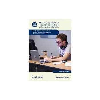 Gestión de la calidad de productos editoriales multimedia MF0938_3