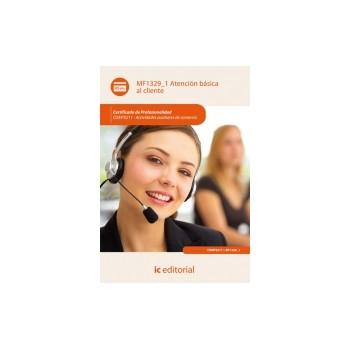 Atención básica al cliente MF1329_1
