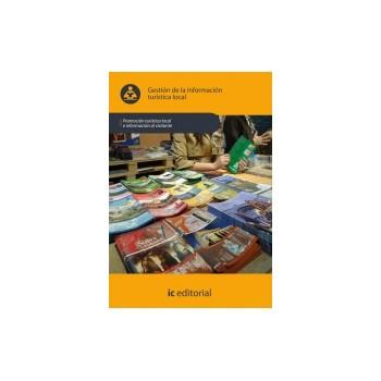 Gestión de la información y documentación turística local.UF0081