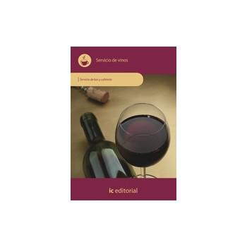 Servicio de vinos. MF1048_2