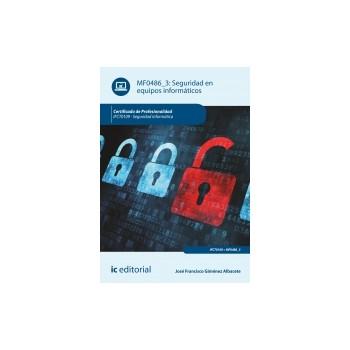 Seguridad en equipos informáticos