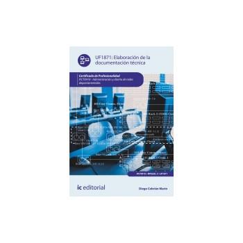Elaboración de la documentación técnica UF1871