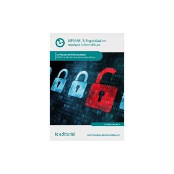 Seguridad en equipos informáticos MF0486_3