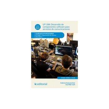 Desarrollo de componentes software para servicios de comunicaciones UF1288